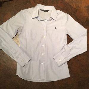 Ralph Lauren shirt3/15$+📦-make bundle & offer 15$